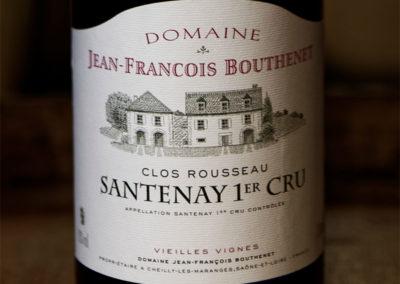"Santenay 1er cru ""Clos Rousseau"""