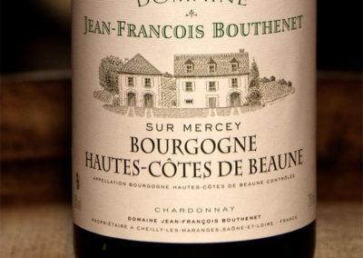 """Bourgogne Hautes Côtes de Beaune Blanc """"Sur Mercey"""""""
