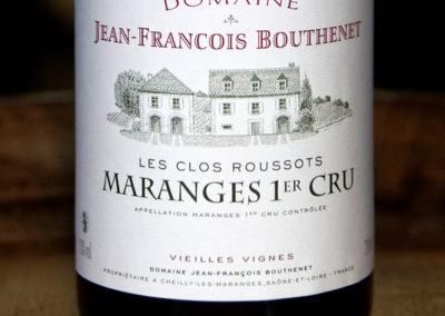 "Maranges 1er Cru ""Clos Roussôts"""