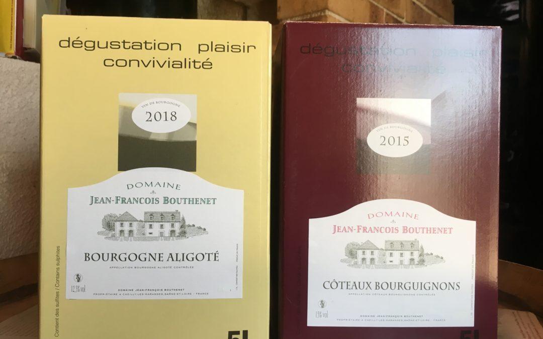 Bib Coteaux Bourguignons & Bourgogne Aligoté